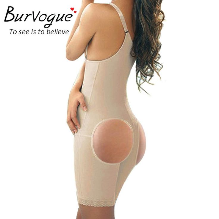 Burvogue Women Bodysuit Black Full Body Shaper Weight Loss Slimming Body Waist Shaper Tummy Trimmer Underwear Butt Lifter Firm Buy now for $ 37.98   #pintowin #shopping #fashion #style #musthave #ootd #fashionmodel #utilityjacket #falloutfits #falllook #lookbook #ootd #casualoutfit #casualstyle #casualootd #sochic #eshopoly
