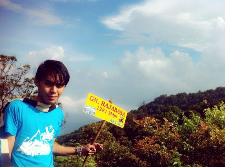 gunung raja basa - sabala trip