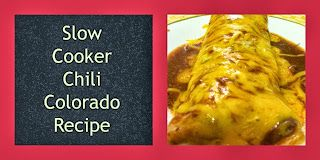 Slow Cooker Chili Colorado Recipe and a recipe for homemade refried beans