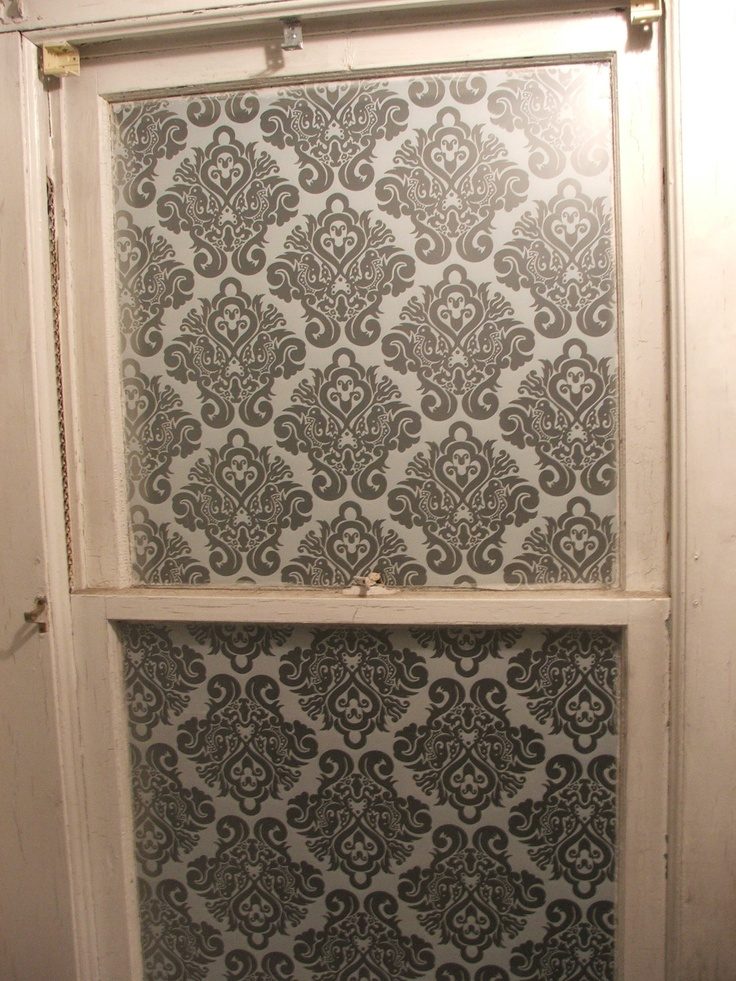 1000+ images about Curtain-less Privacy on Pinterest | Privacy Window ...