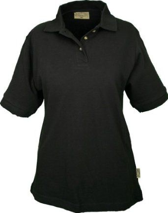 Colorado Timberline Worthington Ladies Polo Shirt-4XL (Black) Colorado Timberline. $7.89