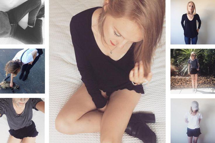 Rosiemay | Six Items Challenge: One Week Update | http://www.rosiemay.co.nz