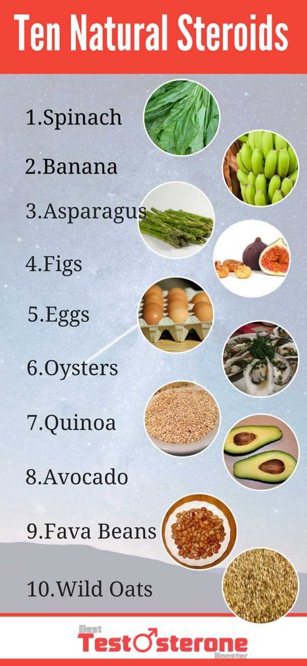 Ten Natural Steroids For Anabolic Diet You Are What You