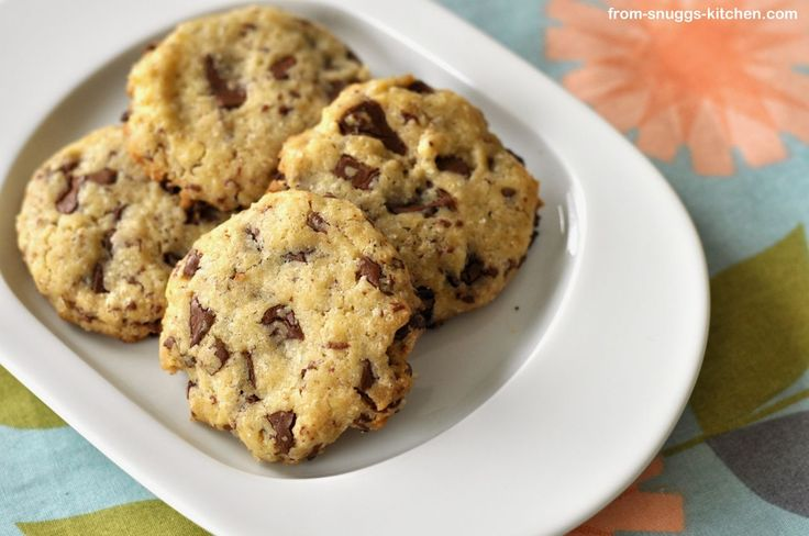 Chocolate Chip Cookies aus der New York Times