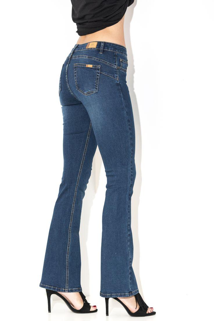 #pantalone #jeans #donna #outfit #moda #inverno #winter #2016 #2017 #pants #collection #skin #jeans #denim #zampa
