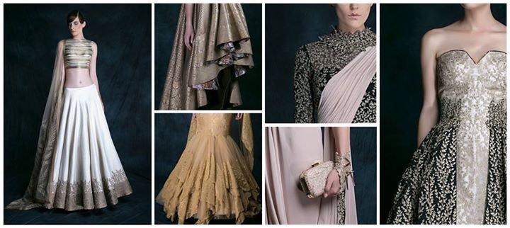 Watch this space and experience the Top 5 Haute Couture Bridal Trends this Spring Summer 15 #ShantanuNikhil #SpringSummer15 #Top5BridalTrends