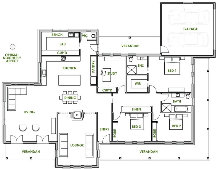 Canunda new home design energy efficient house plans zero designs find this pin and more on green homes australia