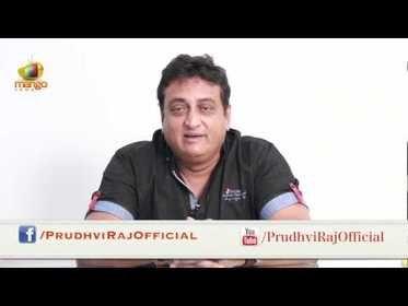 Actor Prudvi Raj sensational comments on Jaya Prakash Narayan !
