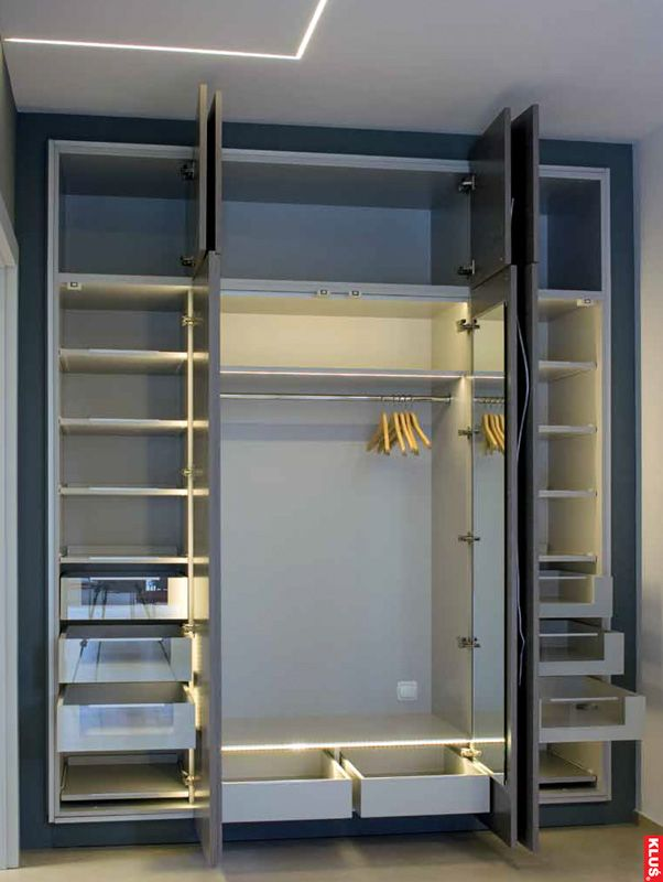 Beautiful Closet LED Lighting | Super Bright LEDs