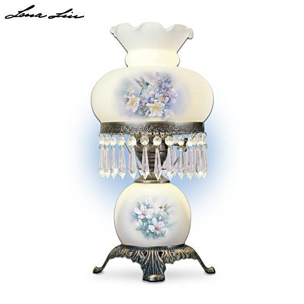 Lena Liu S Delicate Treasures Lamp Lena Liu Collectibles