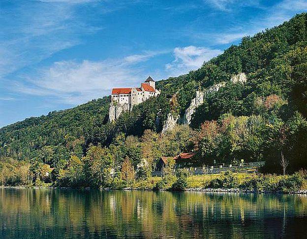 Burg Prunn, D-93339 Riedenburg im Landkreis Kelheim, Bayern. Foto: Konrad Rainer © Bayerische Schlösserverwaltung