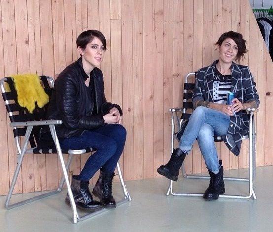 Tegan and sara hot your idea