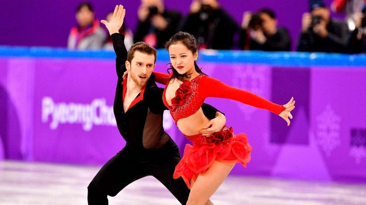Olympic ice dancer from Long Island competes for South Korea