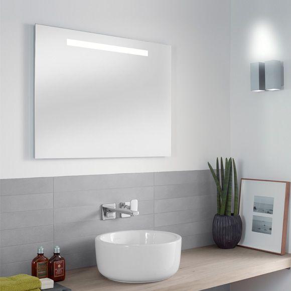 Mer enn 20 bra ideer om Spiegel mit led på Pinterest - lampen für badezimmerspiegel