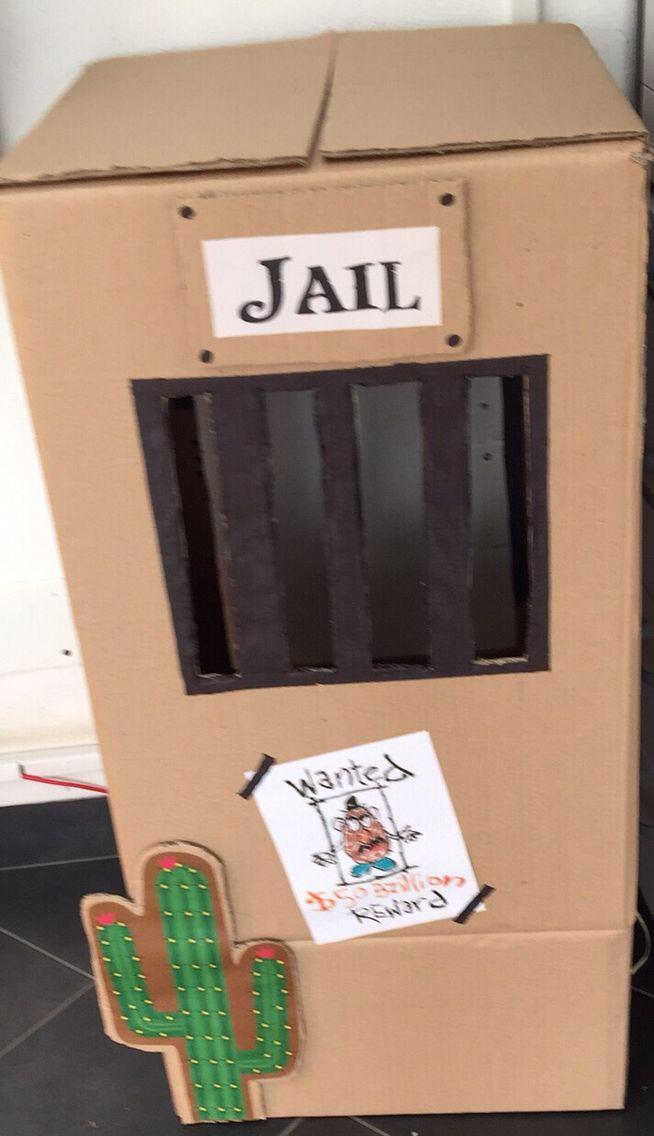 La prigione di Toy Story