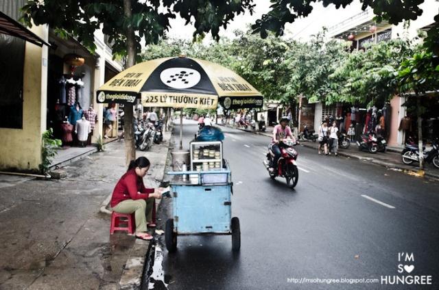 Street in Hoi An