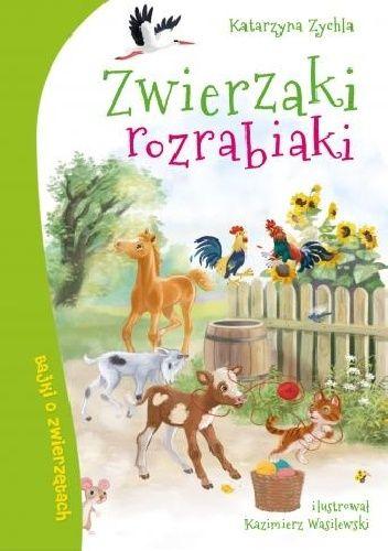Babskie Czytanie : 236. Milenkowe Czytanie: Katarzyna Zychla ZWIERZAK...