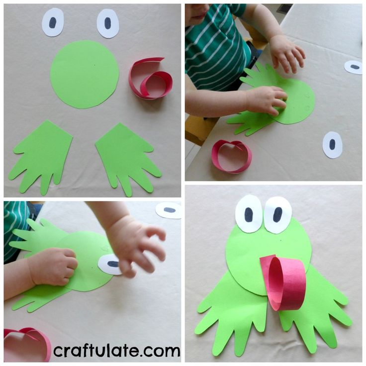 Green Crafts and Activities #heritagecollection