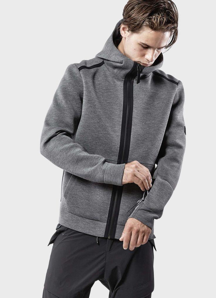 Neo Hoody (Grey) | ISAORA