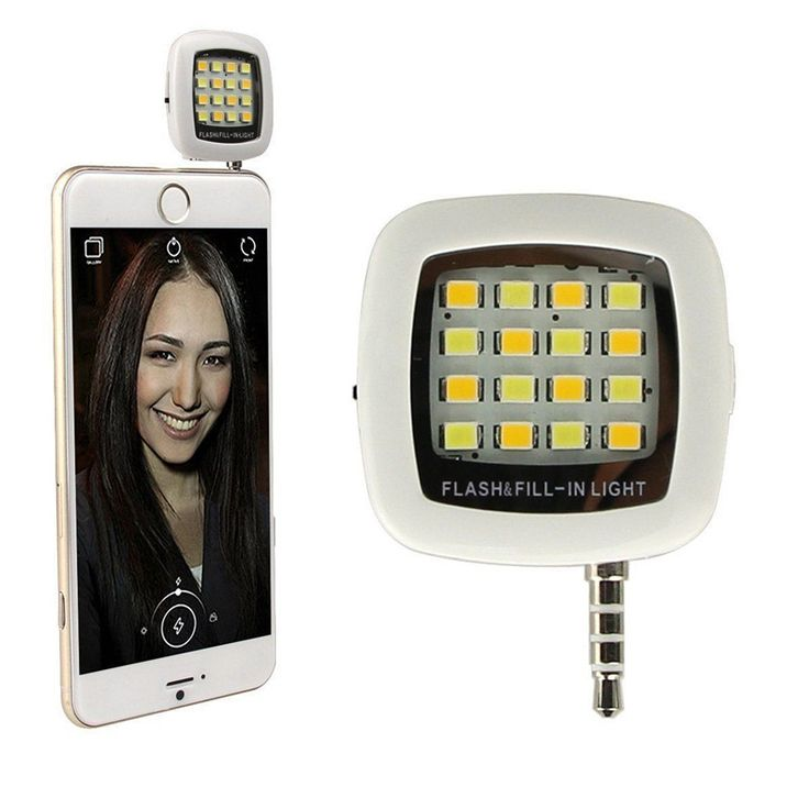 Luxury Selfie LED Light Up Flash for Phone //Price: $4.10 & FREE Shipping //     #hashtag1