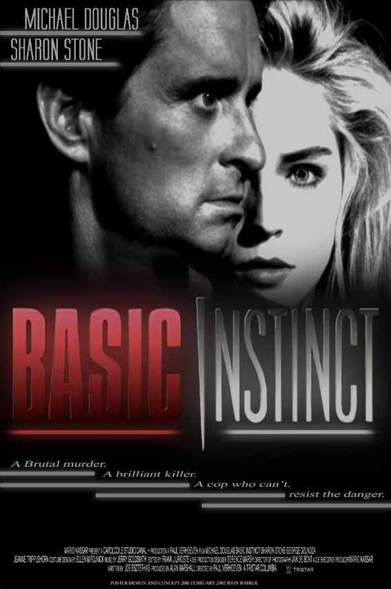 an analysis of the movie basic instinct The michael douglas scandal trish dietch rohrer april 03 and he doesn't engage in self-analysis maybe this is why douglas would do a film like basic instinct — to raise the stakes.