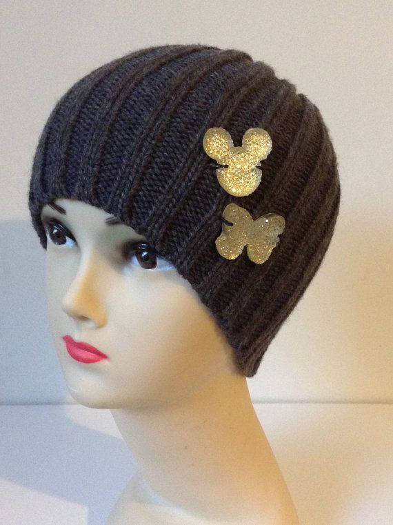Winter hatsBerethat gray by TSColorfulWorld on Etsy