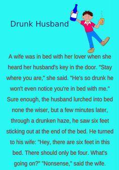 Drunk Husband Funnyquotes Pinterest Funny Jokes Jokes And Funny