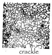 Crackle Background Stamp | Mixed Media Supplies