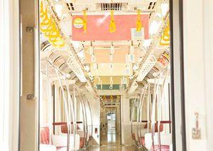 電車の中吊り広告がタオルだった!アイデアが光る「中吊り広告」まとめ - NAVER まとめ