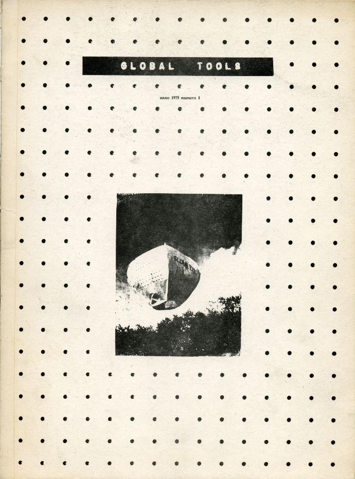 Global Tools, Bollettino n.2, 1975
