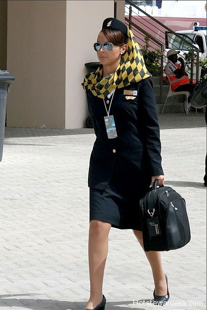 Gulf Air ~ Cabin Crew Photos