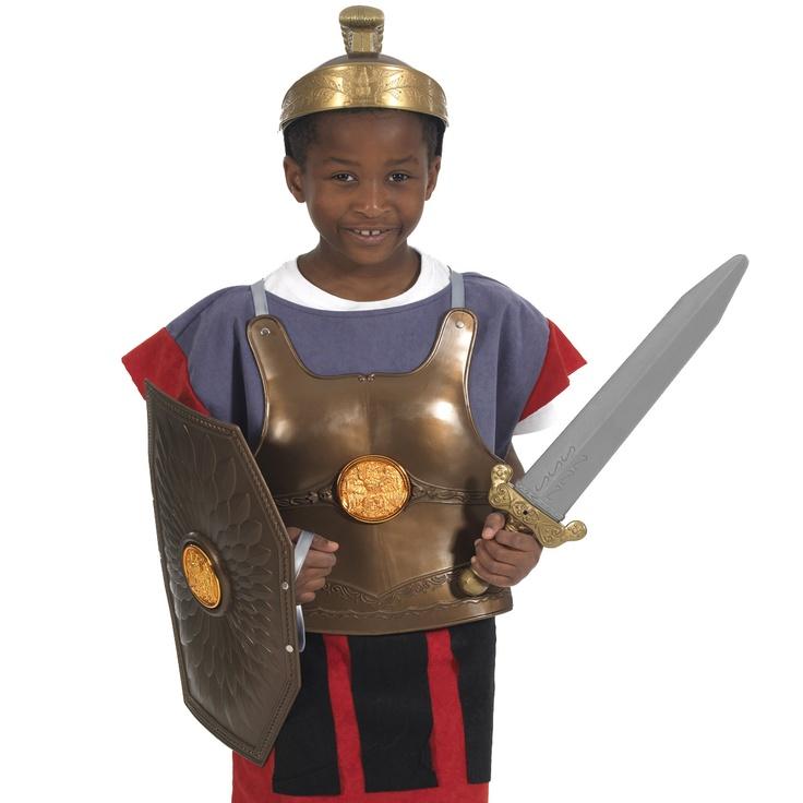 how to make a roman gladiator sword