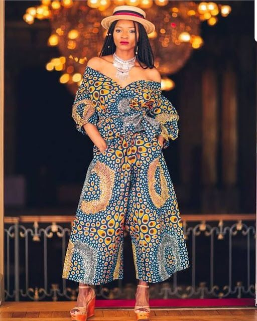 ff11c8ec865f African Print Jumpsuit Styles 2018 You Need to Express Your Beauty -  Zaineey s Blog FacebookTwitterGoogle+WhatsAppAddthis
