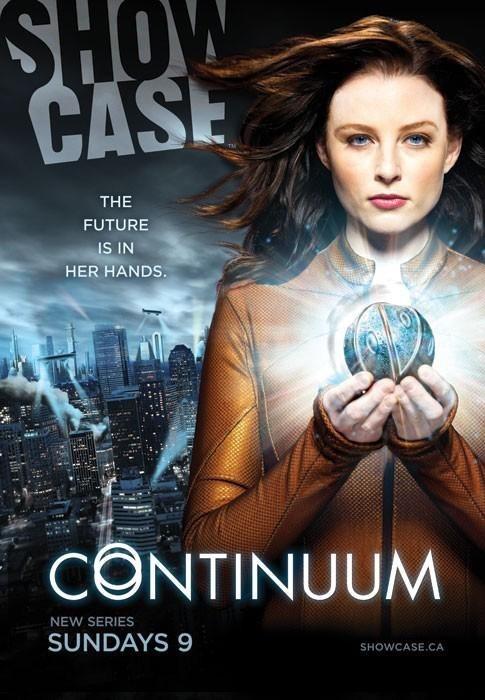 New Canadian TV Show, Continuum