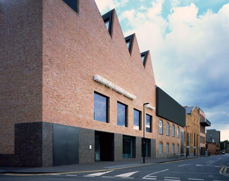 Newport Street Gallery; Caruso St John