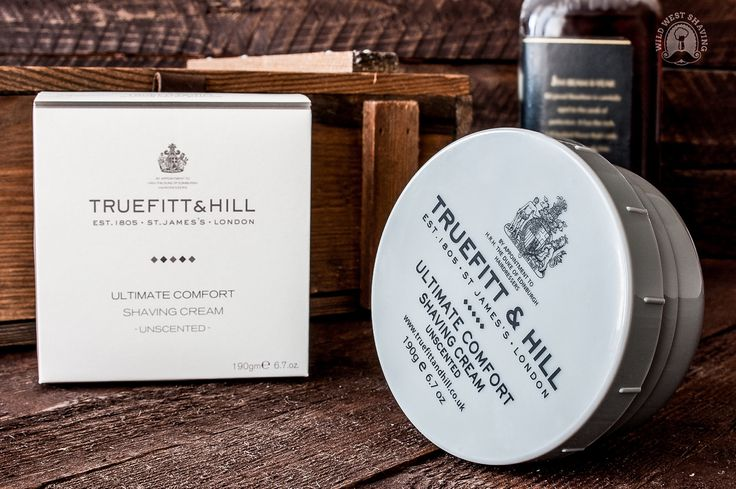 Truefitt & Hill ULTIMATE COMFORT Shaving Cream - 190g