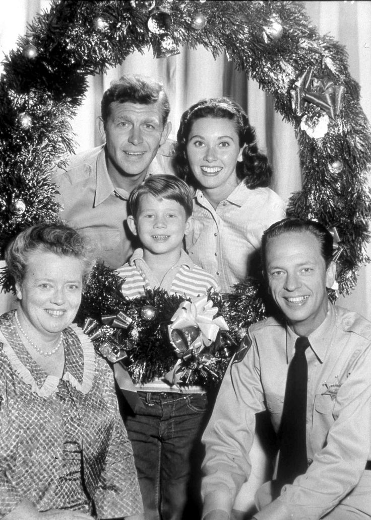 The Andy Griffith Show at Christmas