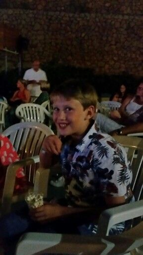 Thomas at San Miguel Beach Club in Ibiza