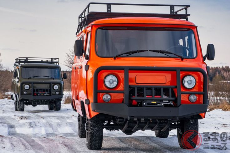 誕生50年以上でまだ現役 新車で買える旧車 超ロングセラー車3選 くるまのニュース Van Expedition Vehicles
