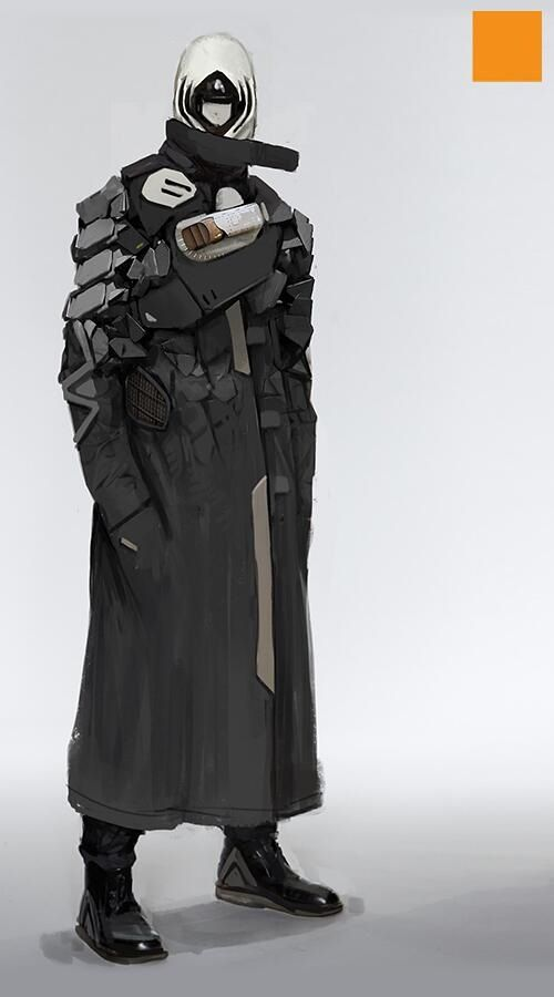 Darren Bartley concept art