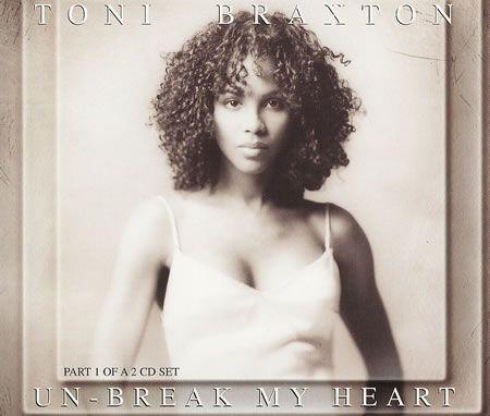 """Kiss from a Rose: Toni Braxton """"Un-Break My Heart"""""""