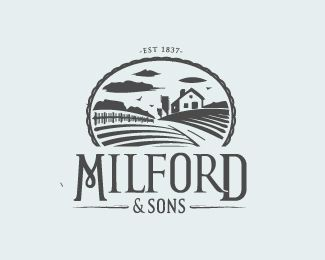 Milford and Sons logo