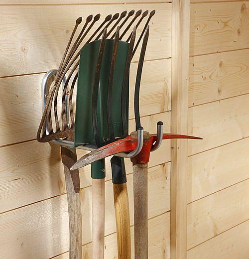Double Tool Hanger