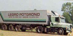Scania torpedo