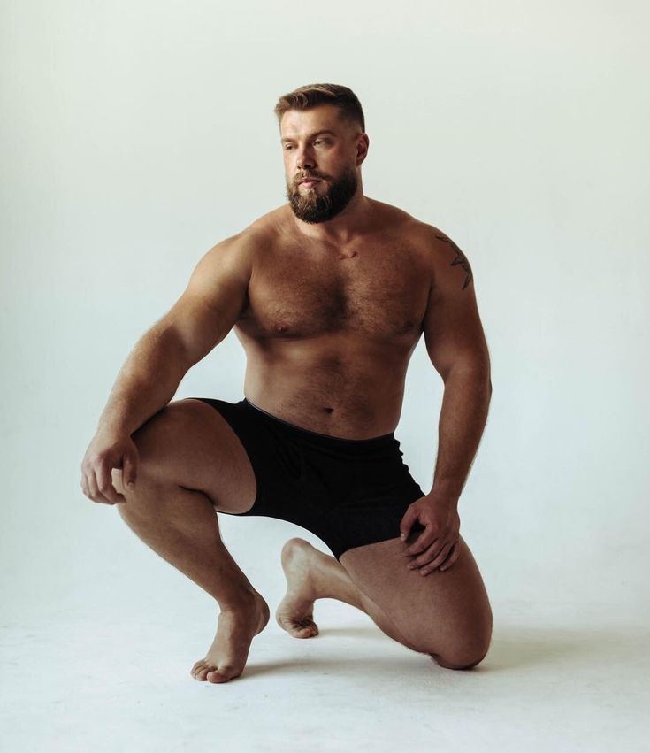 Bear beefy hairy 6
