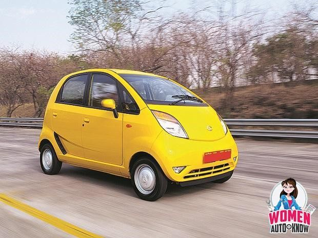Tata Nano Manufactured By The Indian Automotive Giant Tata Motors Is The World S Cheapest Car It Is A Rear Wheel Drive Car And Ca Cheap Cars Car Tata Motors