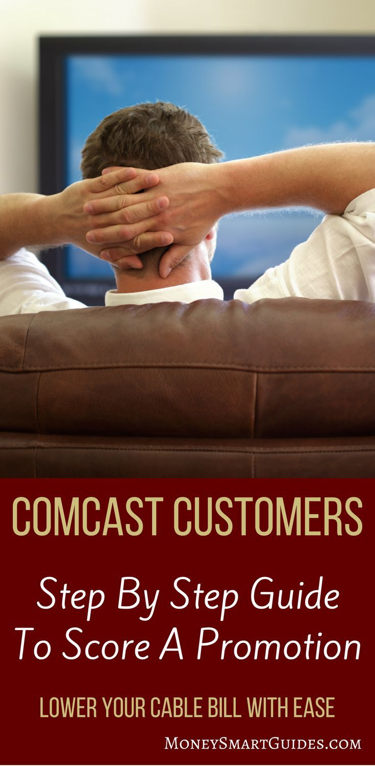 How To Get Comcast Promotions For Existing Customers   All