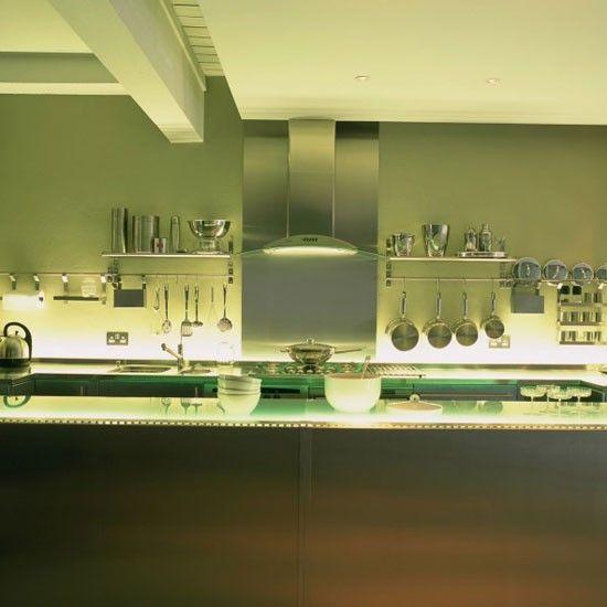 Kitchen spotlights | Kitchen lighting ideas | PHOTO GALLERY | Livingetc | Housetohome