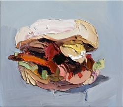Ben Quilty - what a great piece