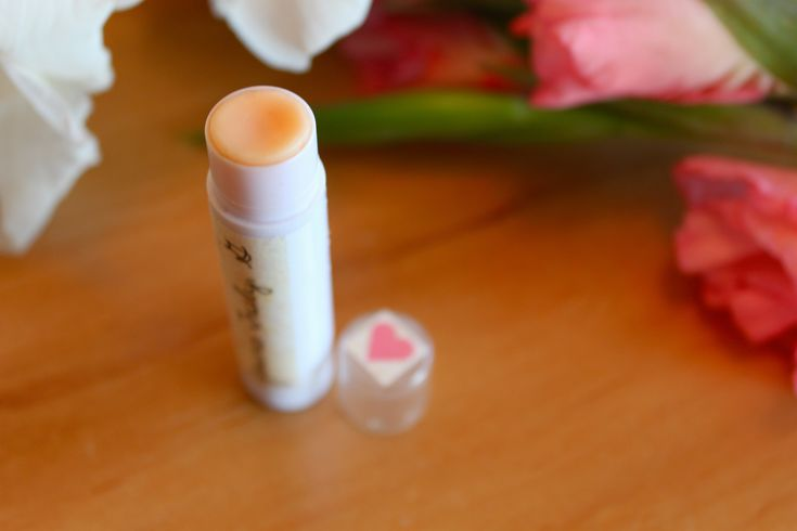 Make your own lip balm and/or give to a friend